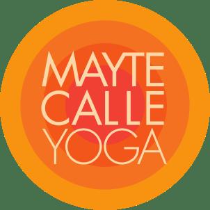 logo Mayte Calle Yoga